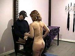 Horny sex slave
