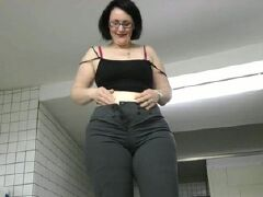 Milf april white gets